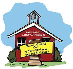 school closure clipart