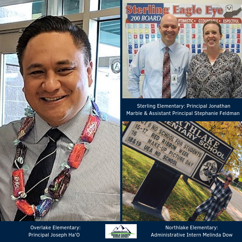 Newly Appointed Elementary School Principals, Assistant Principal, and Admin Intern Thumbnail Image