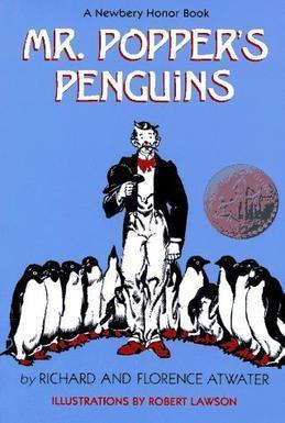 Mr. Popper's Penguin Chapters Featured Photo