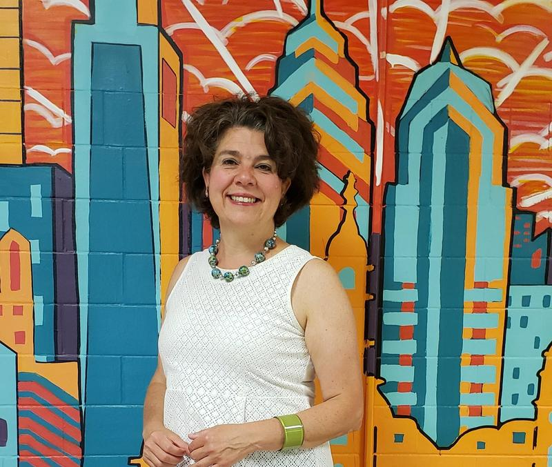 Welcome Catie Wolfgang, BPP's new Executive Director!