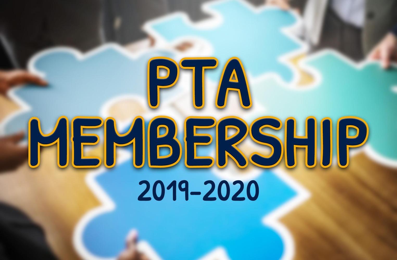 PTA Membership (2019-2020)