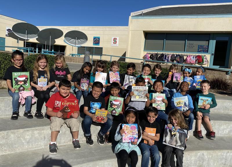 North County students get surprise on National Reading Day Featured Photo