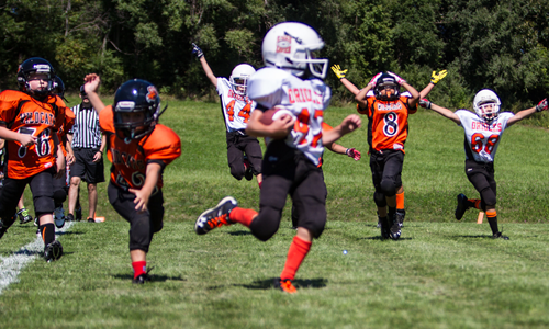 Summer Football Camps Thumbnail Image