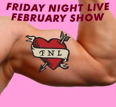 Friday Night Live | February 15, 2019 | 7 pm & 9 pm Thumbnail Image