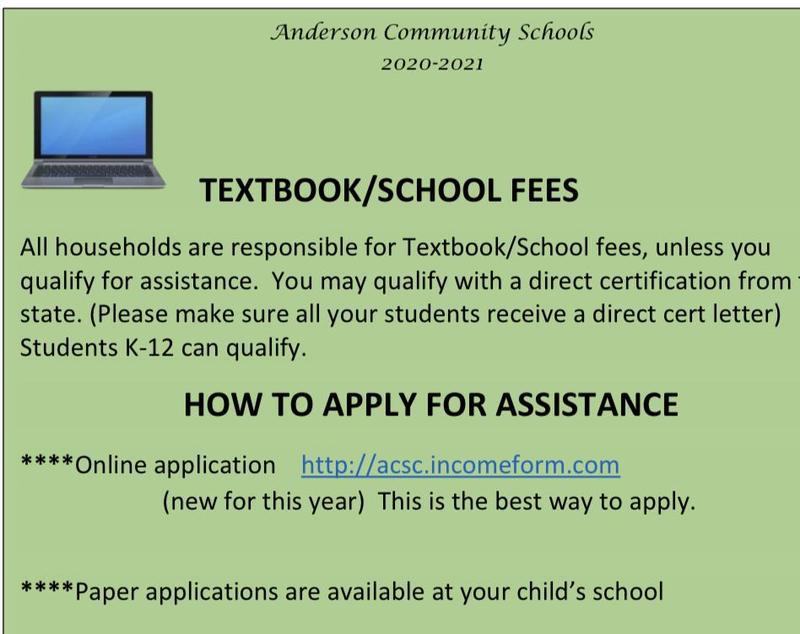 Textbook Assistance