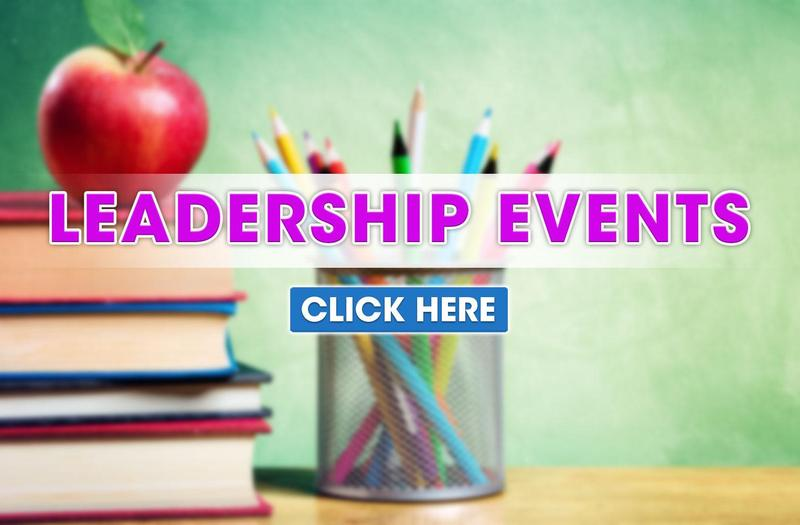 Leadership Events 2019-2020