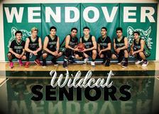 Wildcat Basketball Seniors 17-18