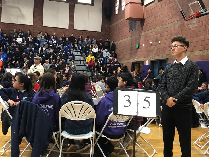 Chapel Academic Decathletes Place in All Ten Areas at 2019 Quizbowl Featured Photo