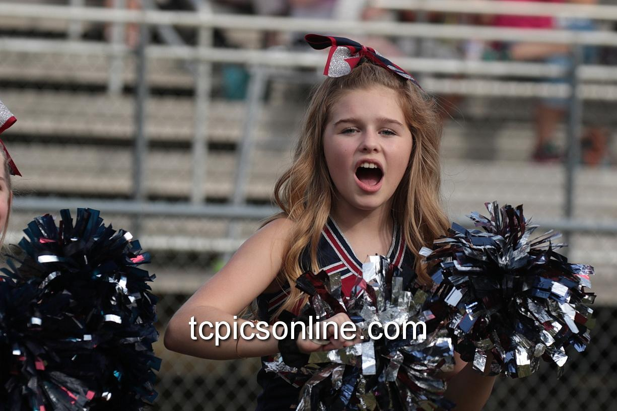 Woodland Middle School Cheer