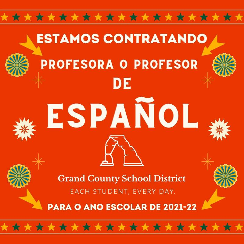 Estamos contratando: Profesora de Aula de Español Featured Photo