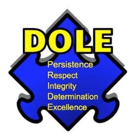 Alma Mater – About Us – Dole Middle School
