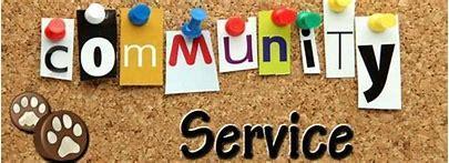Community Service Info.