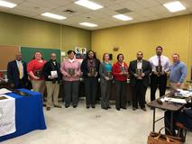 Leaders Completed NISL Training - Congratulations!