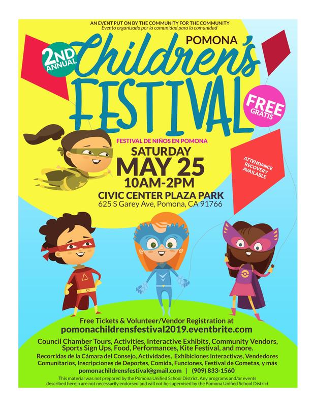 2nd Annual Children's Festival