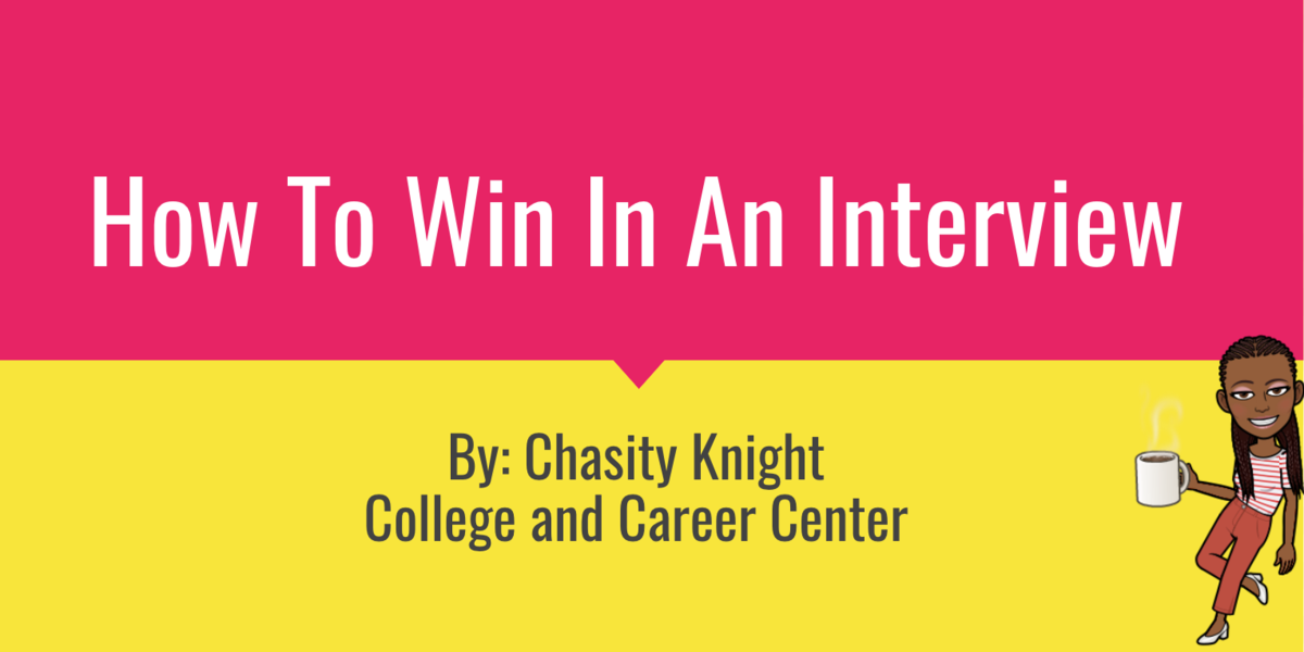 how to win in an interview