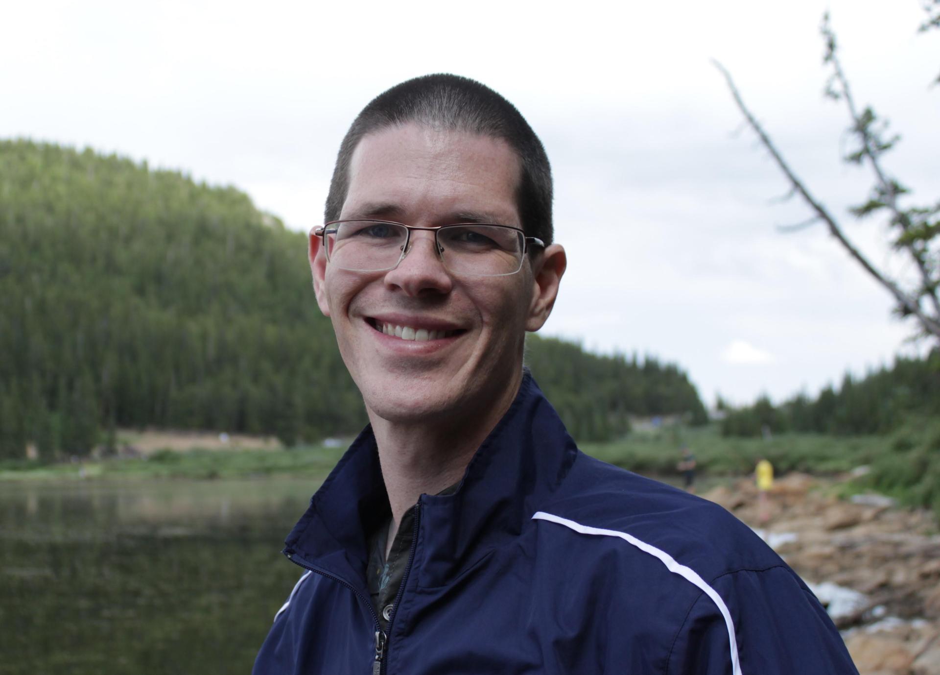 AEL Instructor Greg Harris