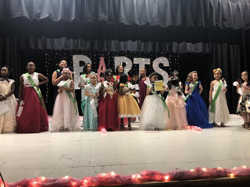 Pageant Participants