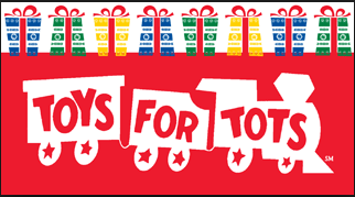 Toys for Tots Donations Thumbnail Image