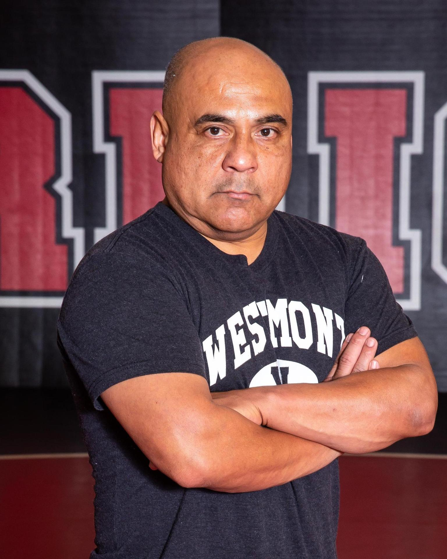 Photo of Coach Andrew Flores