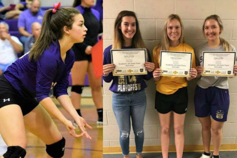 all-state volleyball