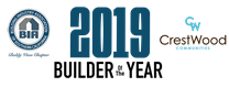2019 Builder of the Year CrestWood Communities