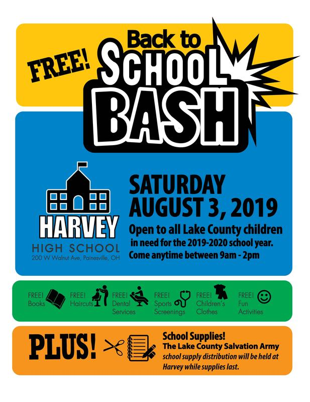 BACK TO SCHOOL BASH! Thumbnail Image