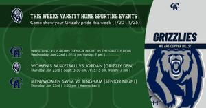 Athletic Events 1-22-2020