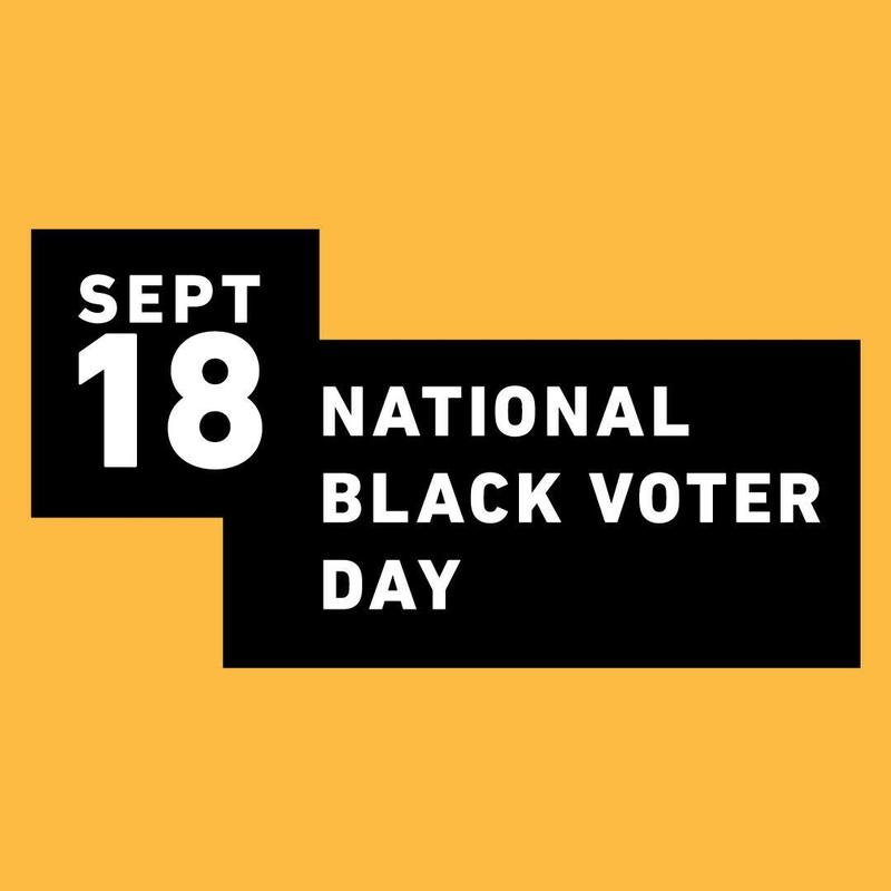 National Black Voter Day Featured Photo