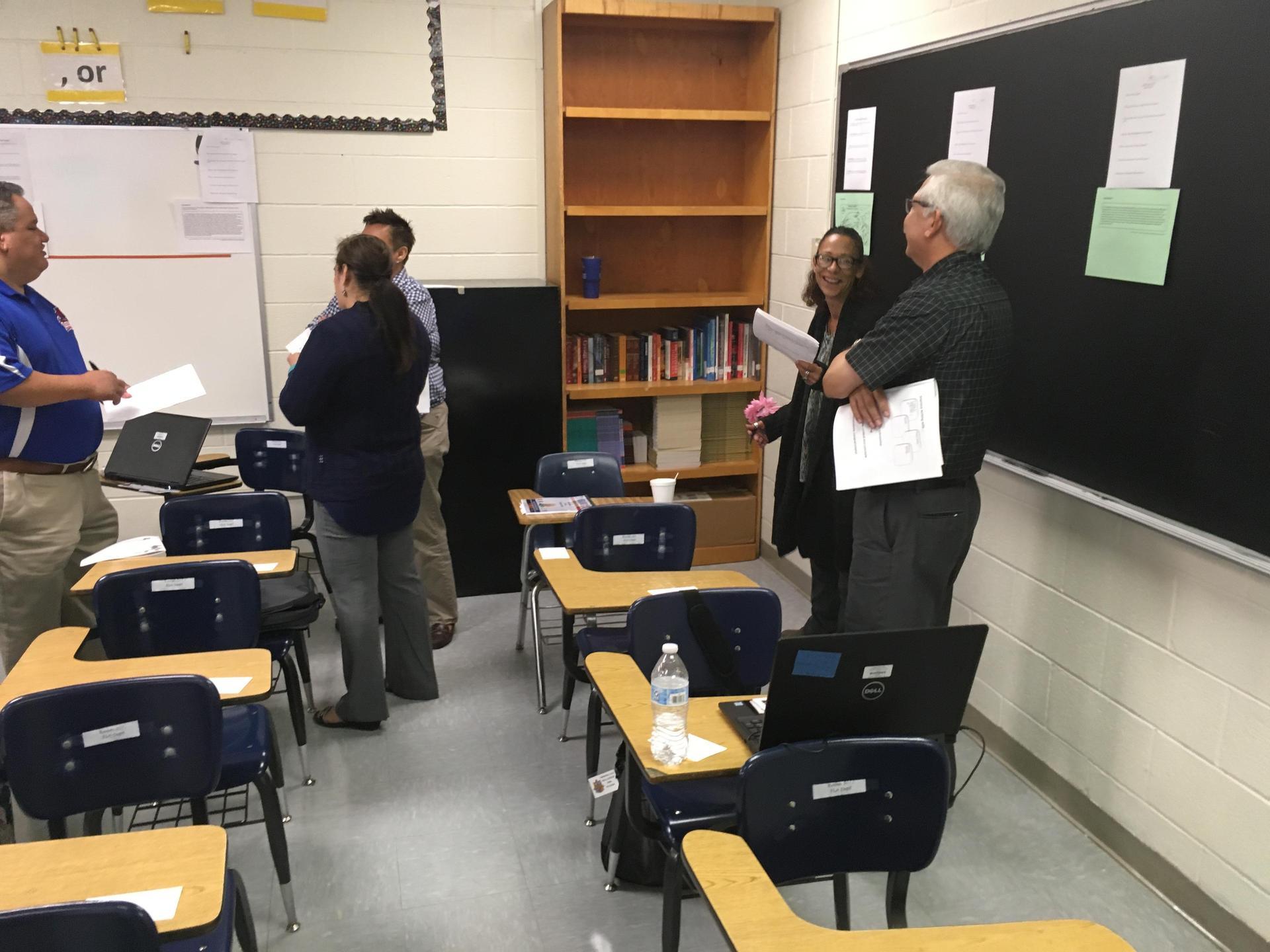 Social Studies Training for Teachers