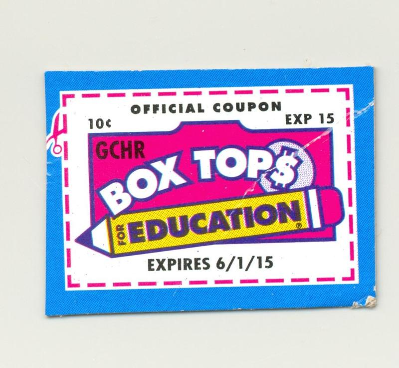 Box Top for Education with pencil
