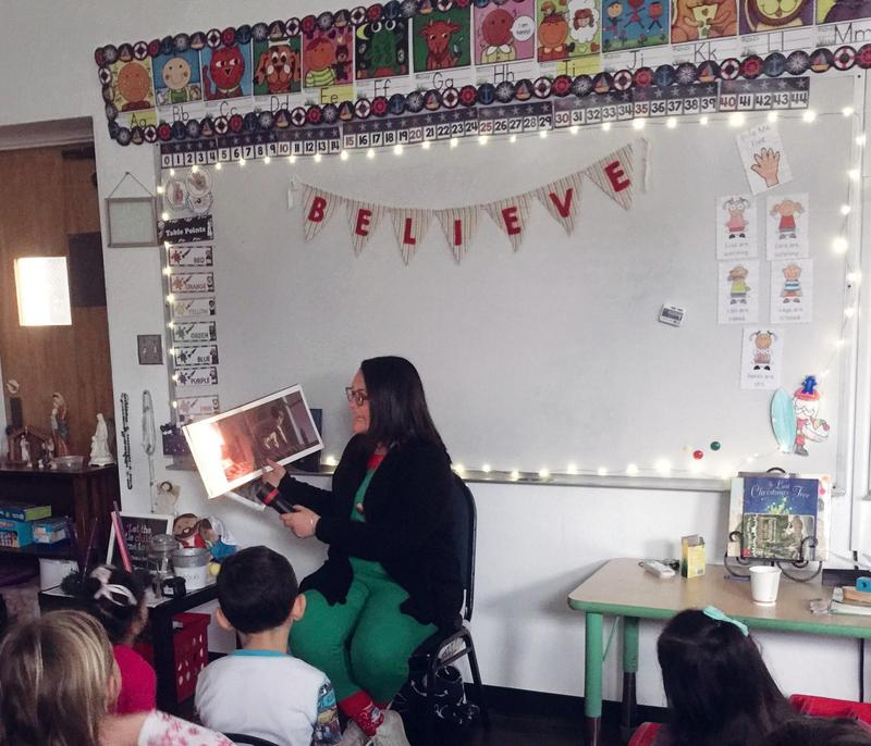 SMCES TK & K Virtual Holiday Storytime for Prospective families! Featured Photo