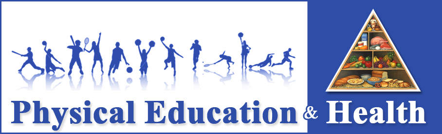 Physical Education & Health banner