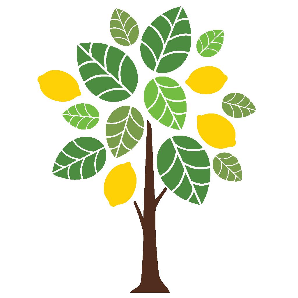 LGSD Lemon Tree Logo