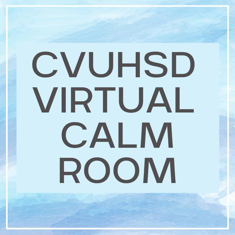 CVUHSD Calm Room