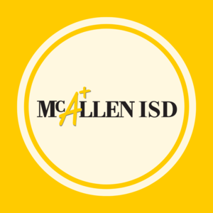 McAllen ISD Logo surronded by circle