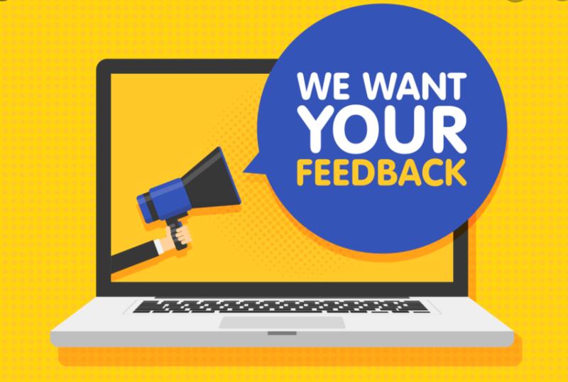 Needs Assessment Survey flyer