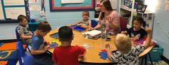 Kinder small groups