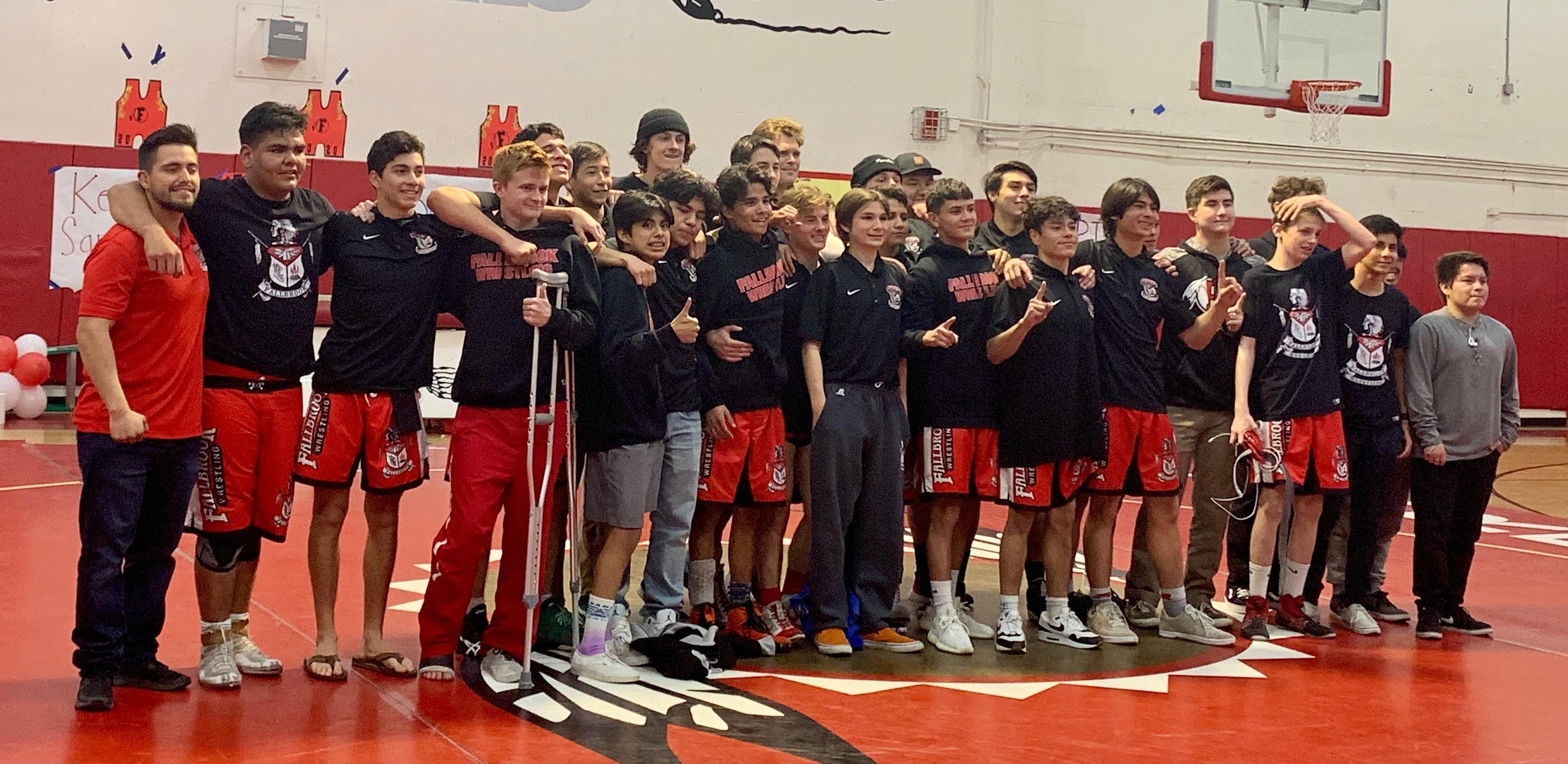 Warrior Wrestling League Champs