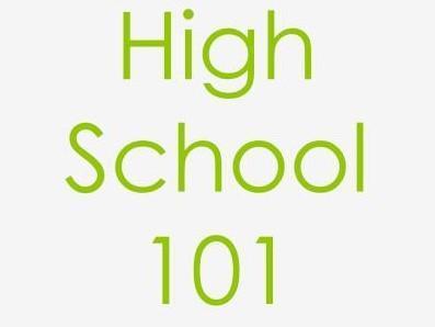 * * * * * HIGH SCHOOL 101 * * * * * Image