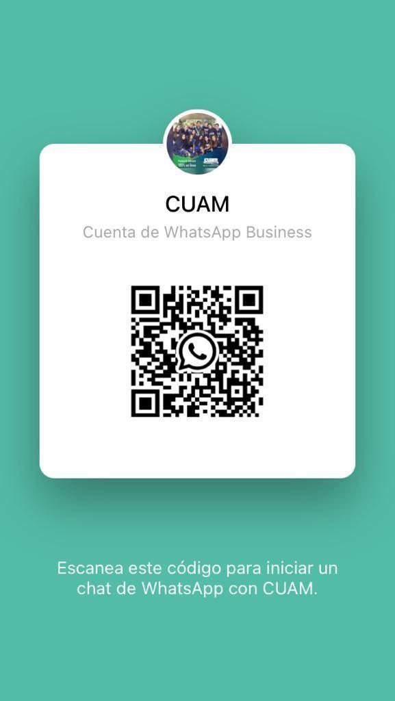 WhatsApp Prepa CUAM