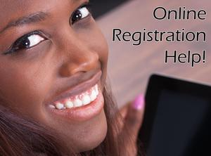 Online Registration help: call 951-253-7000, extension 2132.