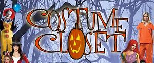Costume Closet October