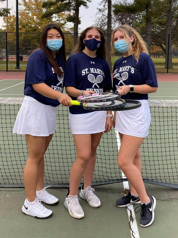 Congratulations to the Girls Tennis Team! Featured Photo