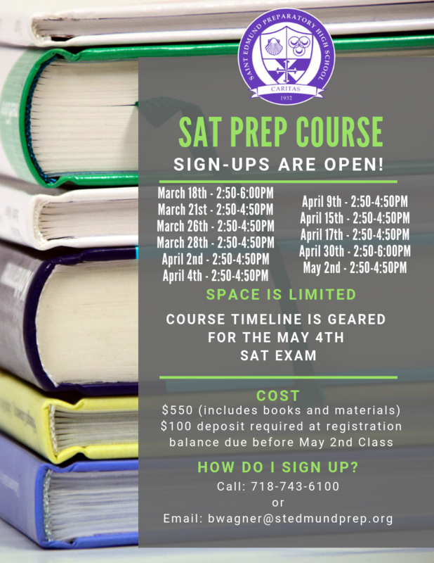 Spring SAT Course