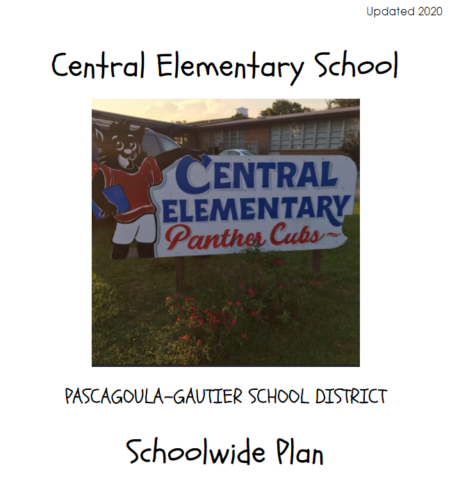 Central Elementary Schoolwide Plan Featured Photo