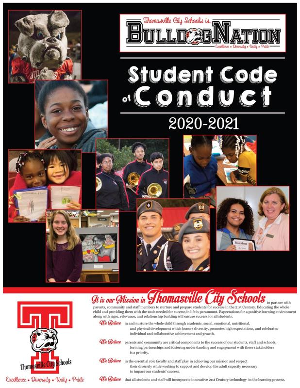 2020-2021 Code of Conduct