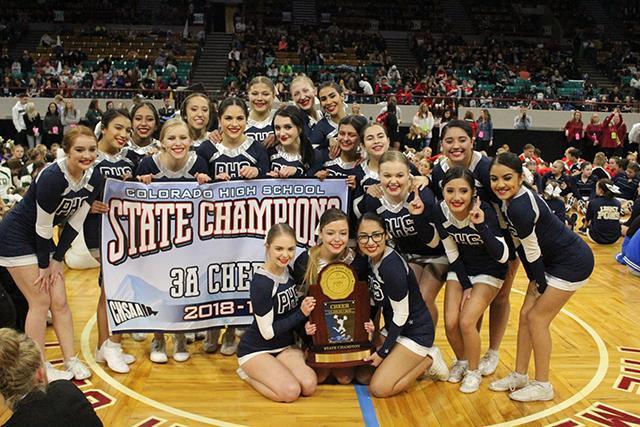 Pinnacle Cheer Champions