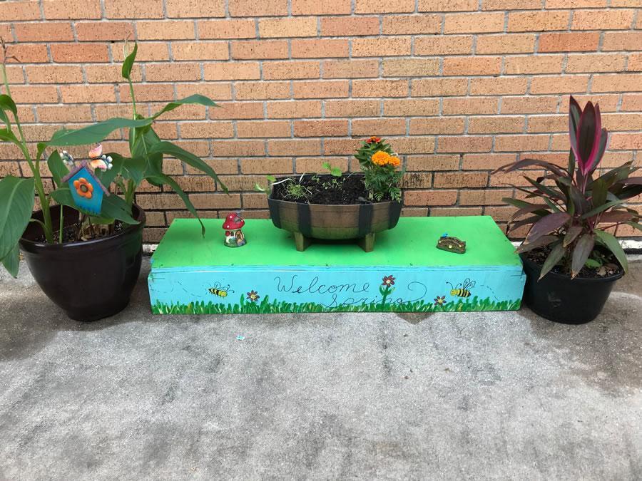 CES Garden 2018