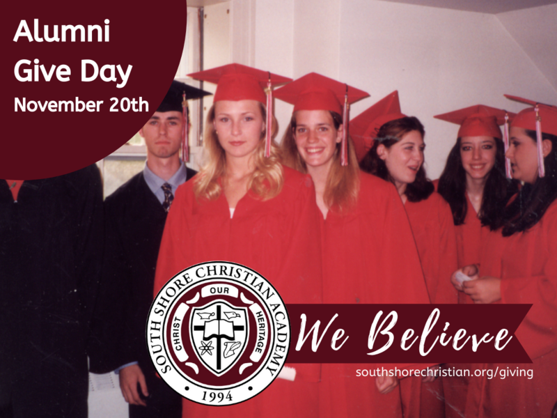 Alumni Give Day
