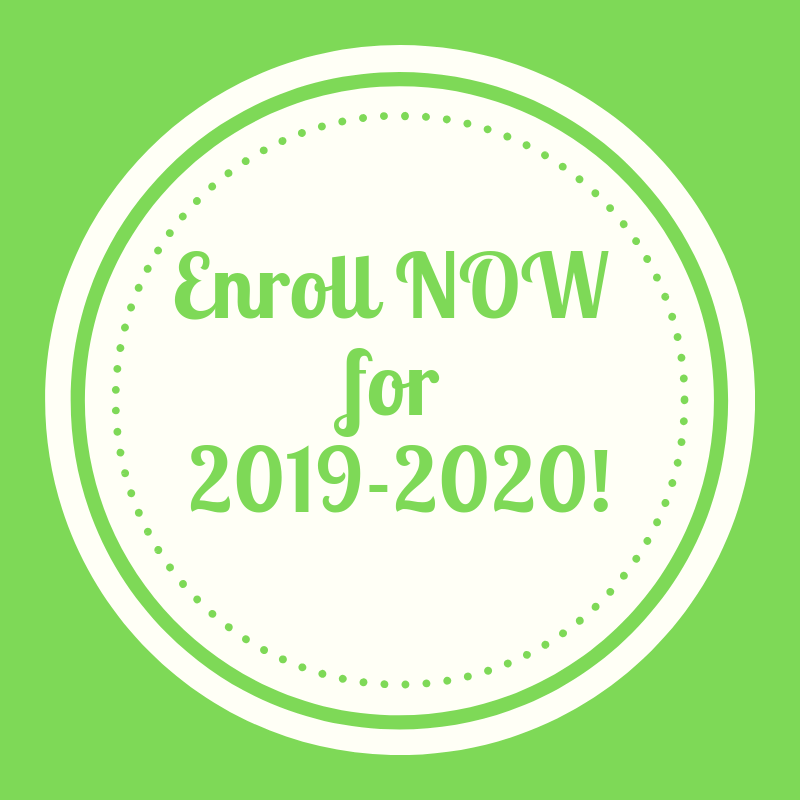 Re-Enrollment Open for 2019-2020 School Year Featured Photo